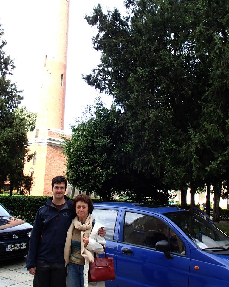 0106 Szatmar Tower of the Fireman Andrew Ibi
