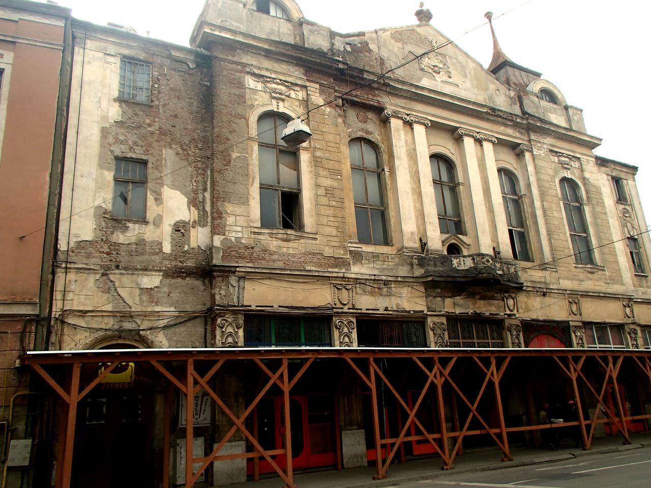 0095 Szatmar Cinema Populara