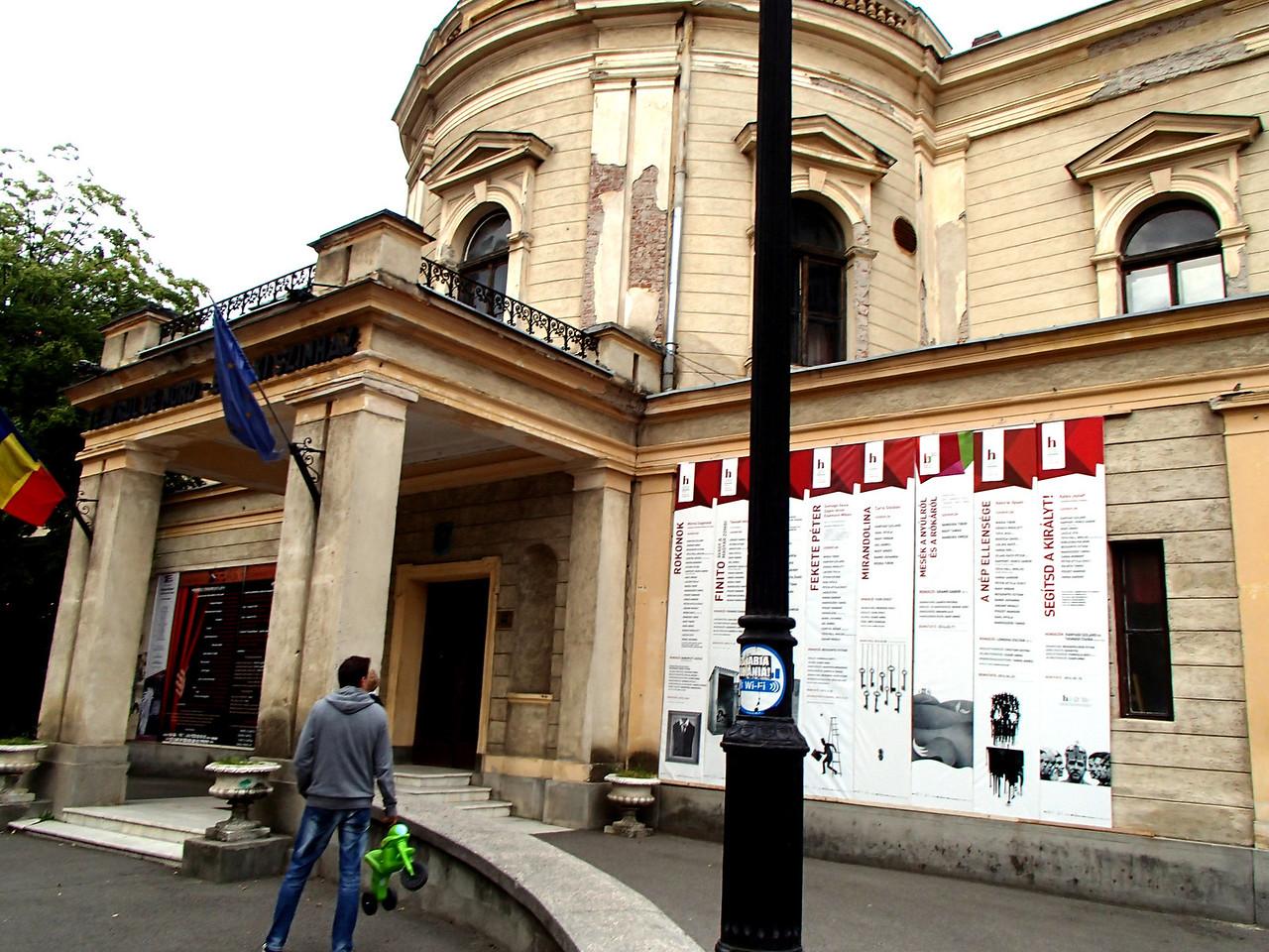 0133 Szatmar Theater