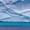 Snow Petrels and iceberg<br /> Weddell Sea, Antarctica