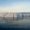 Antarctica - early morning iceberg
