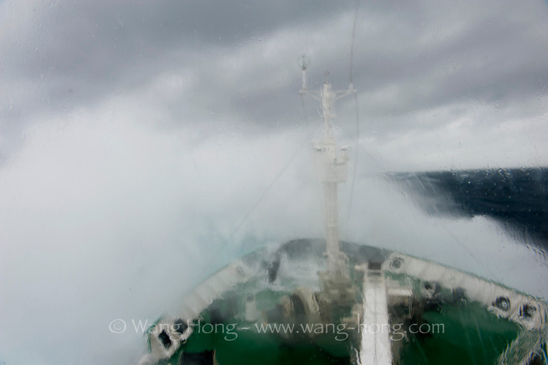Through the Drake Passage