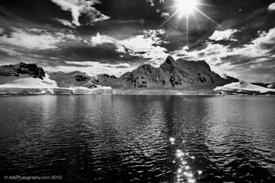 The Antarctic Sparkle