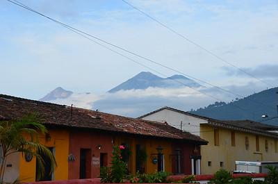 Volcán de Fuego y Acatenango