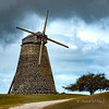 Restored Sugar Cane Windmill