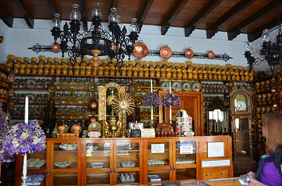 Doña Maria de Gordillo sweet shop