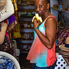 Antigua Shop Lady