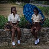 Antigua School Girls
