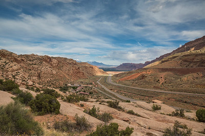 The Road to Moab