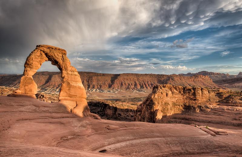The Arch of Utah