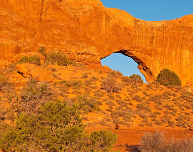 North Window Arch, Arches National park, UT