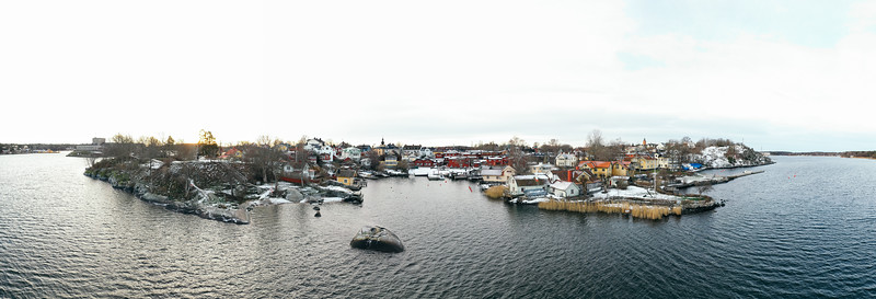 Vaxholm - Old Harbour
