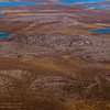 Muskox herd in their vast home