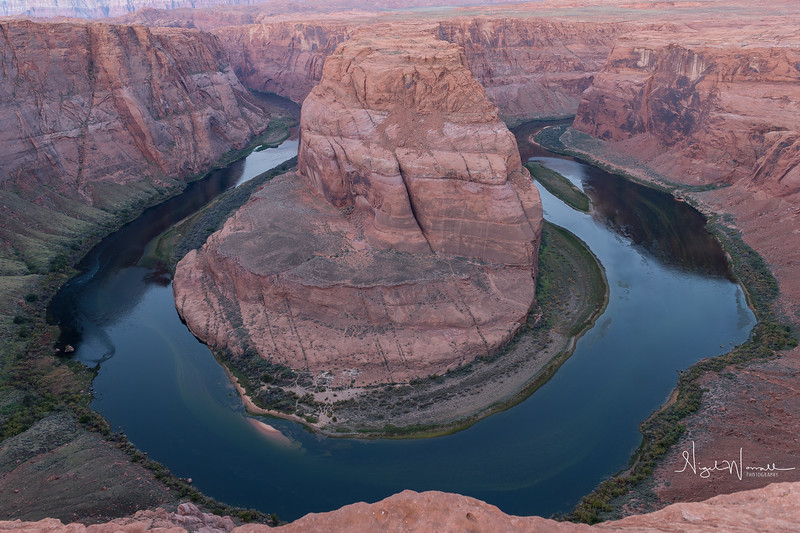 Horseshoe Bend, Page, AZ 86040 - 3rd November 2016 (Photographer: Nigel G Worrall)