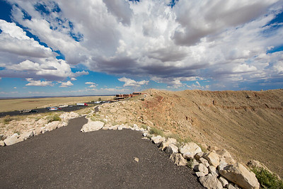 Meteor Crater Visitors Center