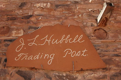 Hubbell Trading Post National Monument, AZ