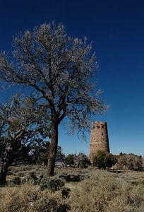 Watchtower, Grand Canyon, AZ