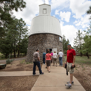 Lowell Observatory, Home of Pluto!