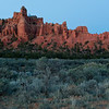 Red and Greens<br /> Red Canyon, Utah<br /> 2010
