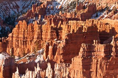 Hoodoos Bryce Canyon National Park, Utah 2010