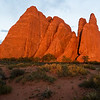 The Fins<br /> Arches National Park, Utah<br /> 2010