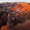 Bryce Sunrise<br /> Bryce Canyon National Park, Utah<br /> 2010