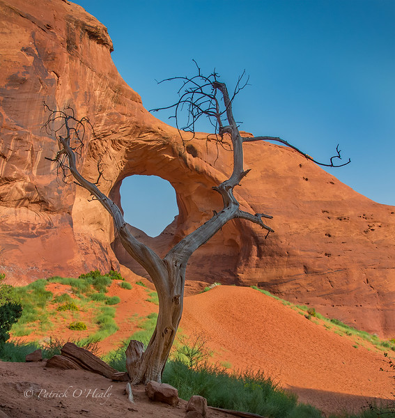 Ear of the Wind Arch