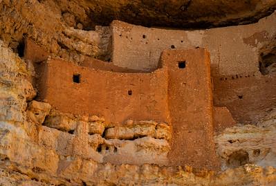 Cave Dwellings, Montezuma National Monument
