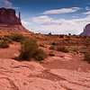 The Mittens<br /> Monument Valley, Arizona<br /> 2010