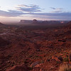 Monument Valley Sunrise<br /> Monument Valley, Arizona<br /> 2010
