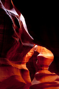 Shades of Red Upper Antelope Canyon, Navajo Tribal Park, Arizona 2010