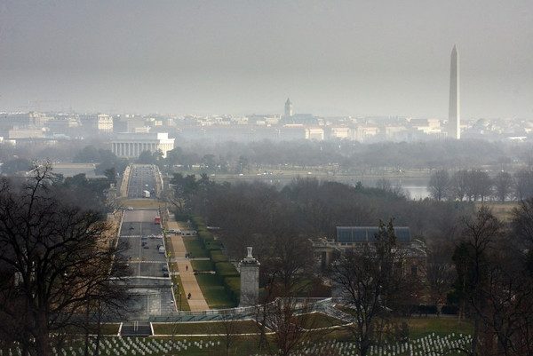 View from the Arlington House
