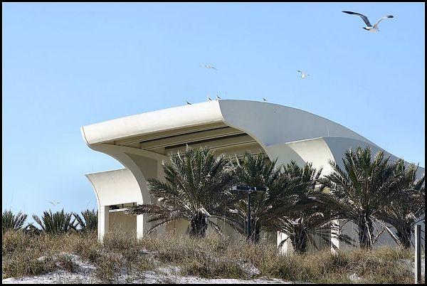 Seawalk Pavillion Ampitheatere, Jacksonville Beach, FL.