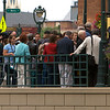 Happy Days statue dedication-Milwaukee