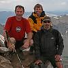 Rick, Allan, Tony <br /> Quandary Peak 14K