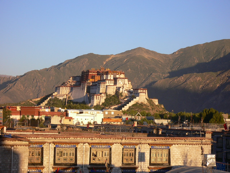 311 Potala morning view
