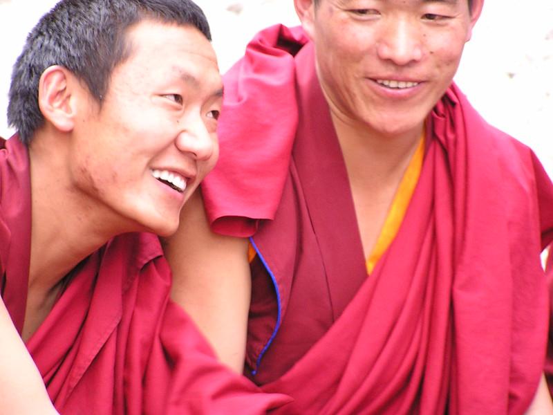 39 Sera Monks