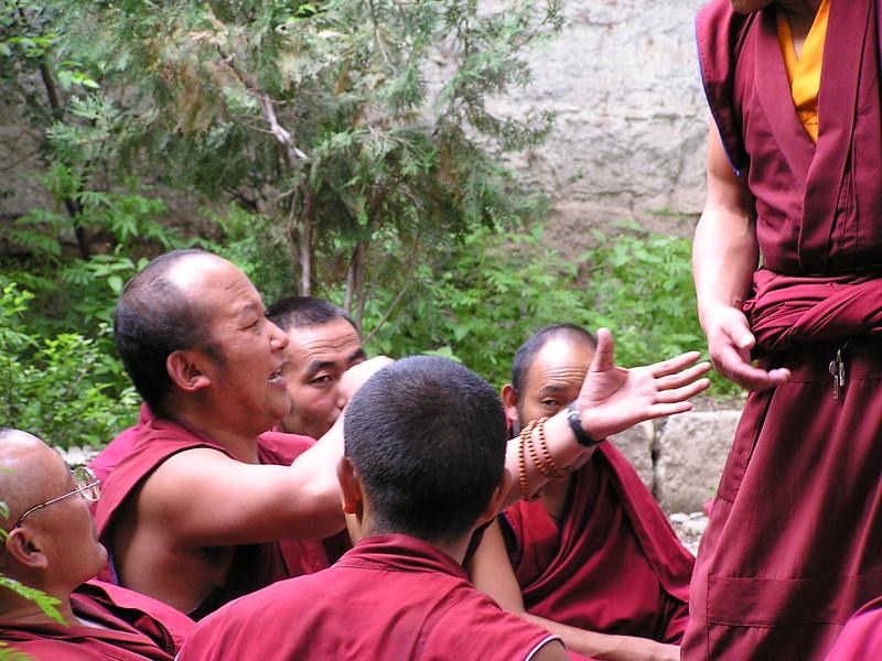 43 Sera Monks Debate 4