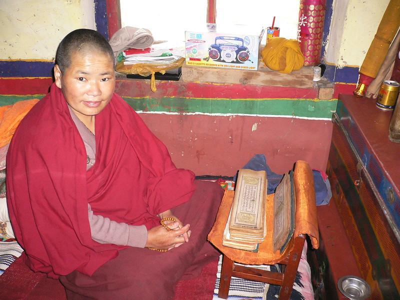 59 Tibetan Nun