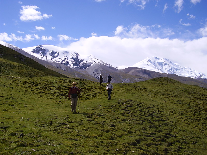 Hiking in Tibet