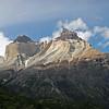 Torres del Paine National Park, Chile<br /> Cuernos del Paine