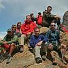 Torres del Paine National Park, Chile<br /> Valle del Francés