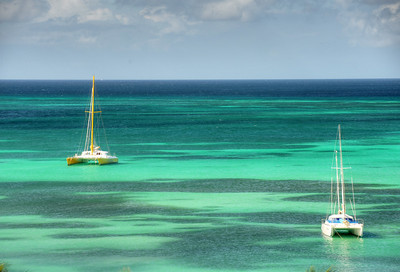 Aruba ocean
