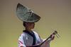 Samisen player, Awa Odori