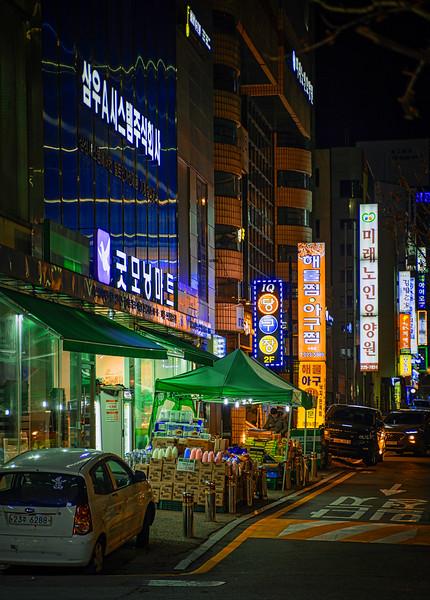 Streets of Suwon