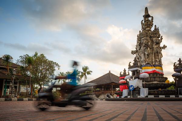 Bali, May 2014