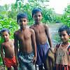 08IB624 Bagerhat Bangladesh Kids Torso