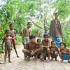 08IB623 Bagerhat Bangladesh Full Body Groups Kids Portraits