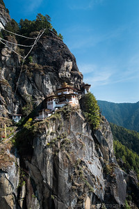 Taktsang Lakhang, The Tiger's Nest Monastery