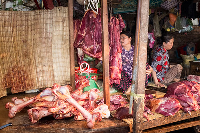 Kandal Market - Butcher Shop